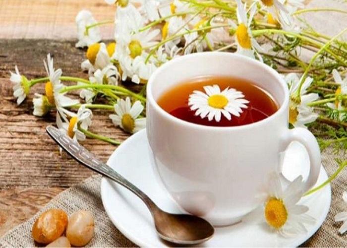 Trà hoa cúc giúp lấy lại giấc ngủ ngon, ngủ sâu
