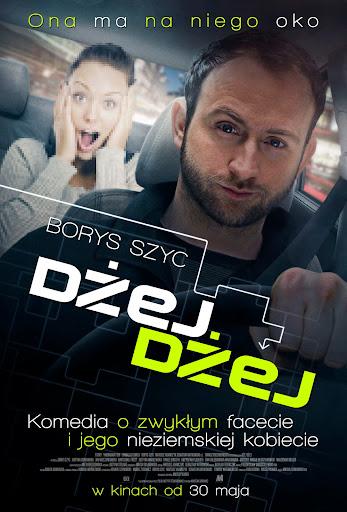 Polski plakat filmu 'Dżej Dżej'
