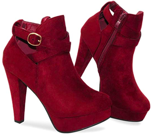 MVE Shoes Ankle Booties