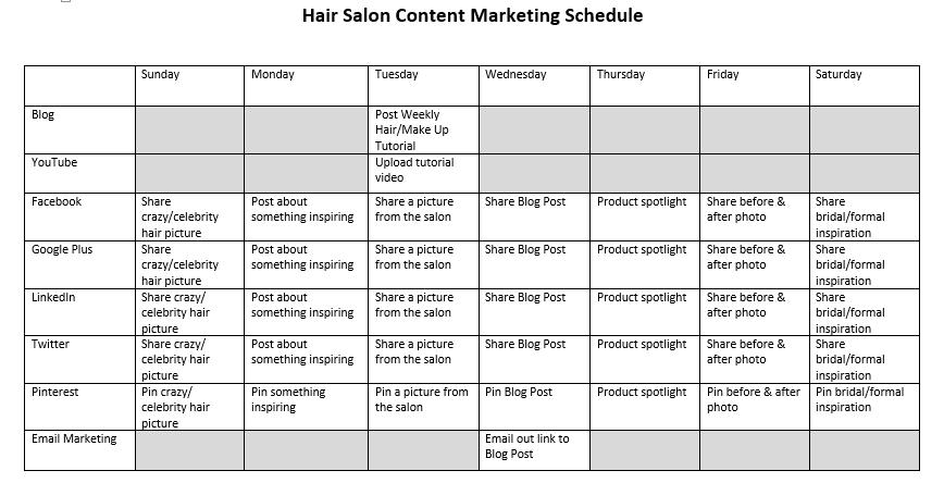 C:\Users\Angela\Dropbox\Big Idea Marketing\BIM Promotion\Blog Posts\Guest Posts\Hair Salon Content Marketing Schedule.png