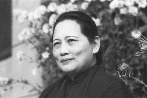 Vice-Chairman of the People's Republic of China, Soon Ching Ling