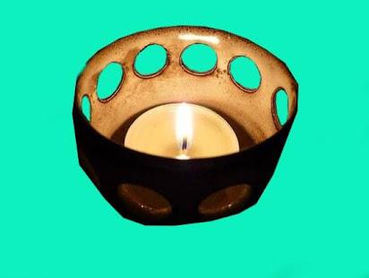 Mecha de Vela Pegatinas hecho de resistencia al calor Pegamento se adhieren constante en cera caliente para