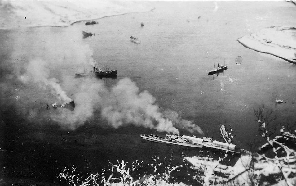 Первым длительным сражением Второй мировой стала битва при Нарвике. Хронология основных…