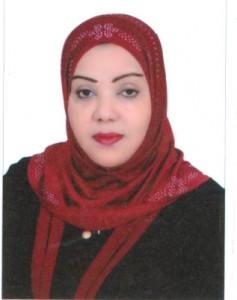 عائدة محسن الفضلي عضو مجلس الادارة