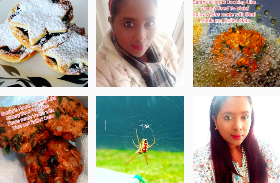 Senthy Marimuthu | South African Lifestyle and Food Blogger