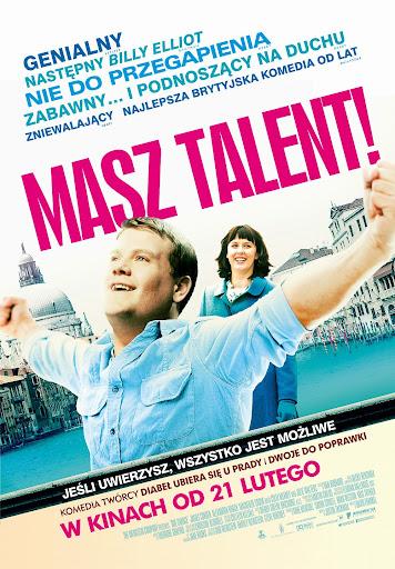 Polski plakat filmu 'Masz Talent!'