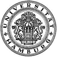 Resultado de imagen para logo universidad hamburgo alemania