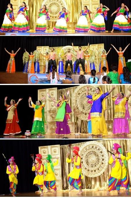 Dancers at Caring and Sharing 2017 by GOPIO Sydney North West