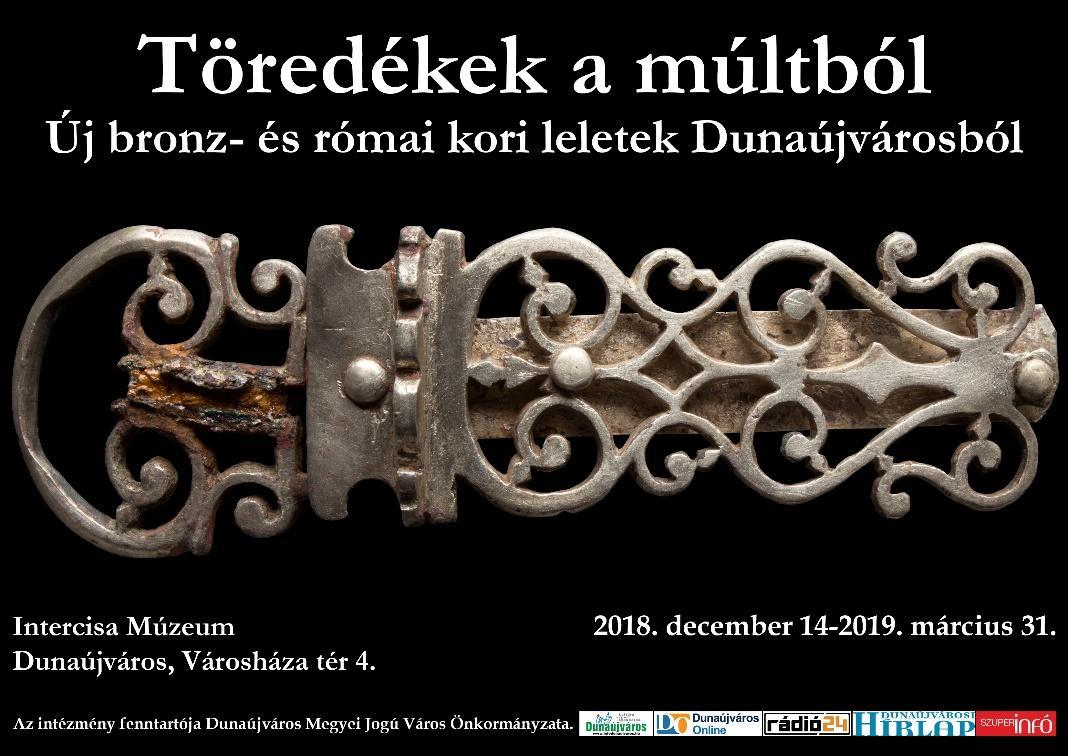 Töredékek a múltból. Új bronz- és római kori leletek Dunaújvárosból