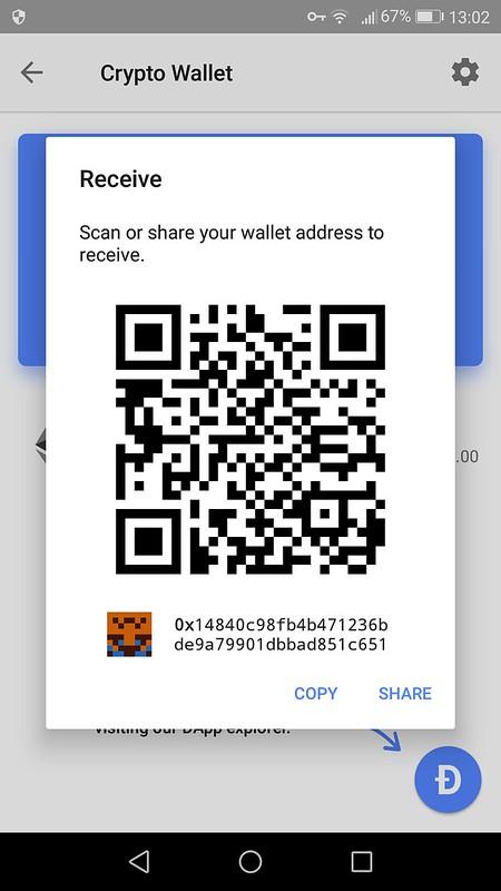 Crypto wallet bitcoin
