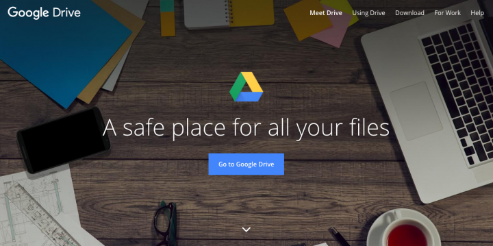 google-drive-productivity-app