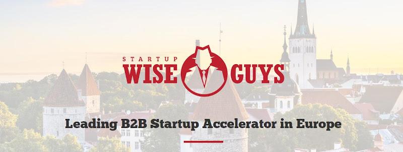 Wise Guys Investments OÜ (Wise Guys) -empresa de inversión, creada por un inversor privado estonio junto con VC - fondo SmartCap en el año 2012