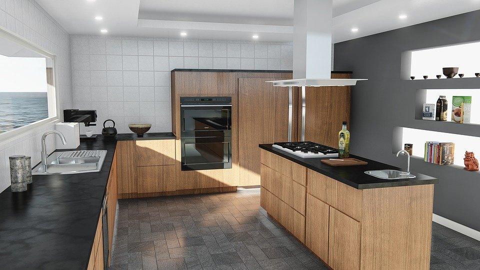 Cocina Diseño Moderna - Foto gratis en Pixabay