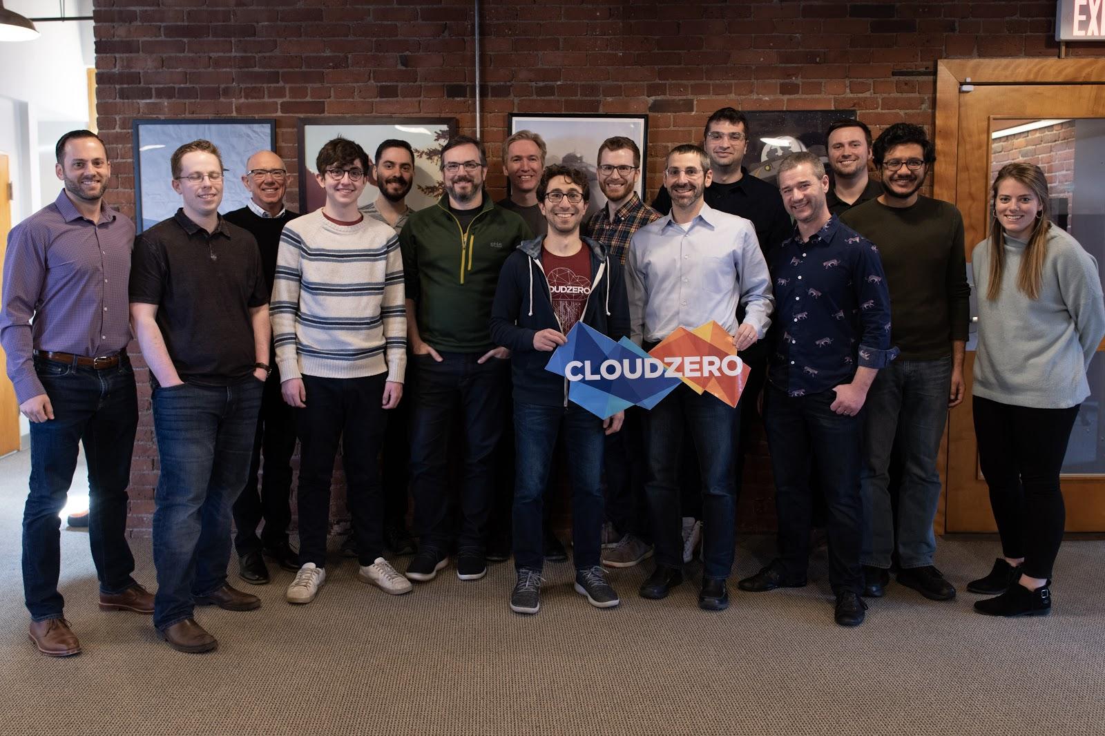 CloudZero's employees.