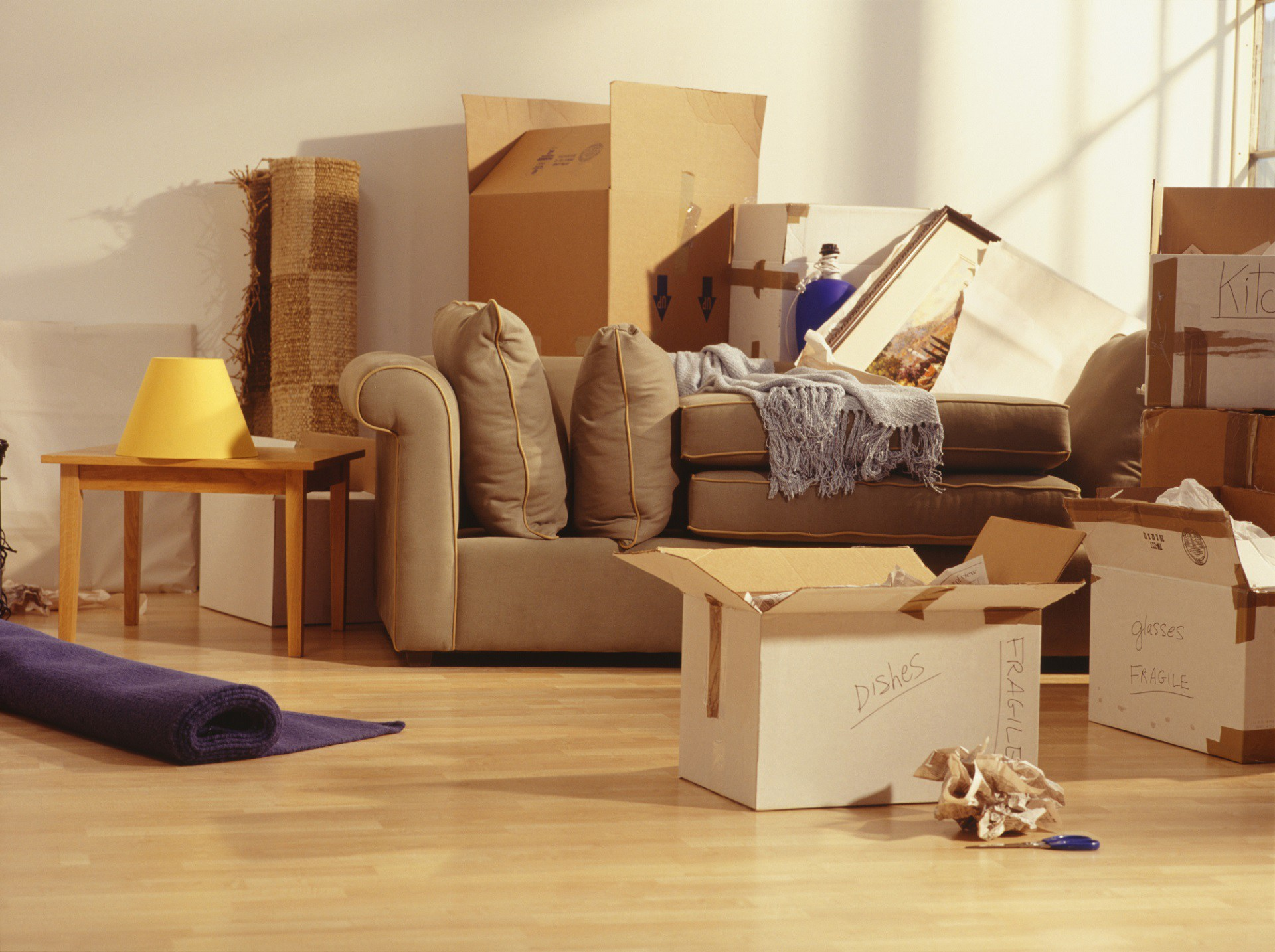 Simple But Useful Tips For An Easy Move