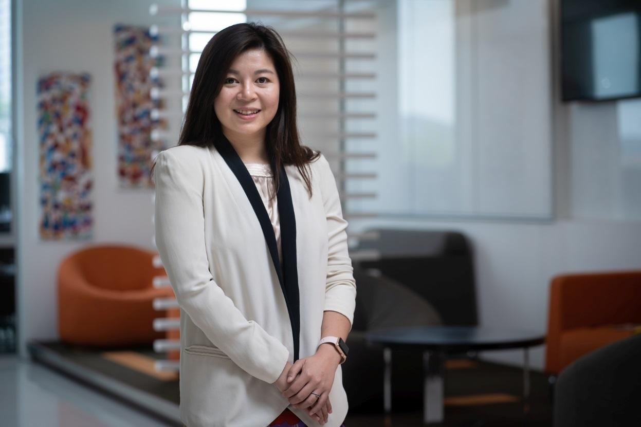 C:UserspaneujoeDesktopTaylors Uni Feb 17Ms Jessie Chong, DIrector of BizPod, Taylor's Business School at Taylor's University.jpg