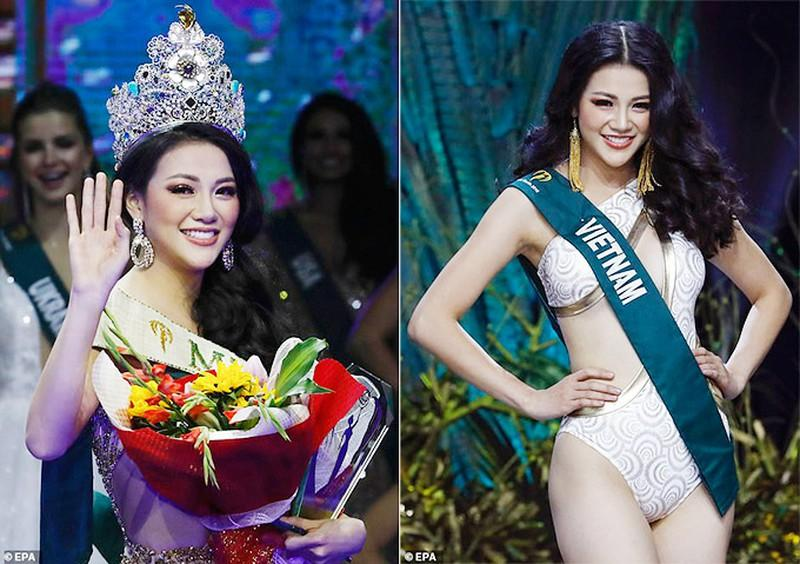 Người đẹp Vân Anh dừng chân ở top 45 Hoa Hậu Hoàn Vũ, trở thành đại diện Việt Nam tại Miss Earth 2021 khiến fan ngỡ ngàng