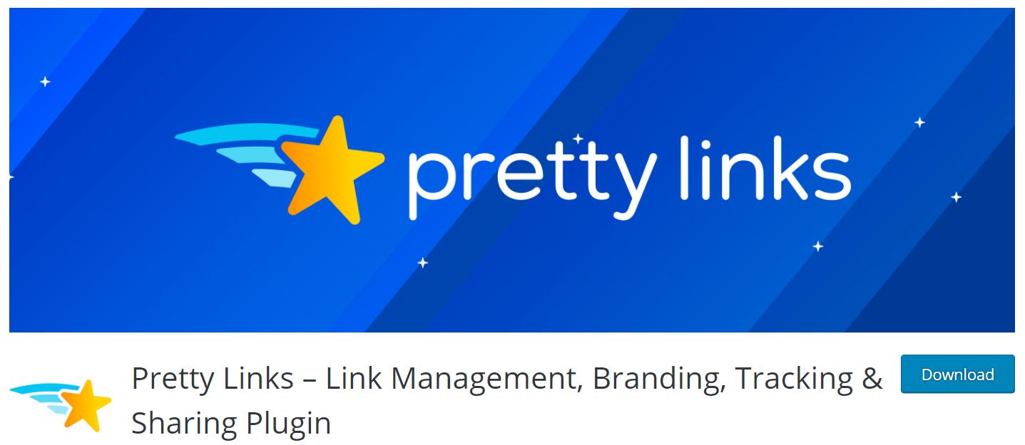 Pretty Links WordPress plugin