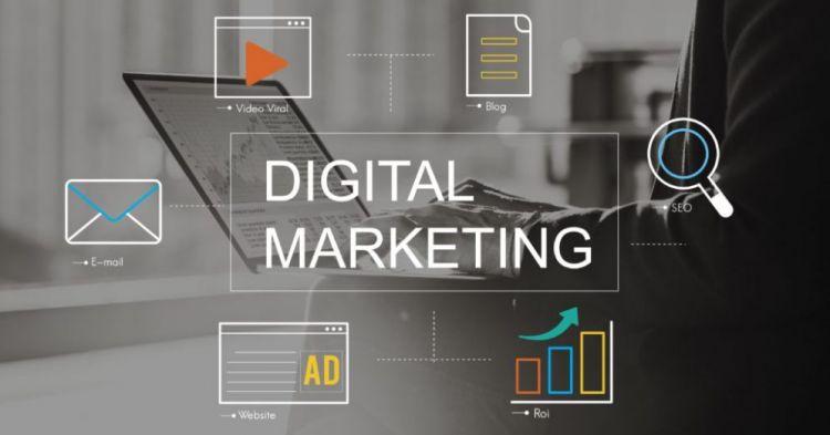 Digital marketing là khái niệm phổ biến trong thời đại ngày nay