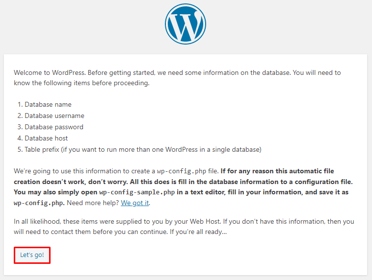 Install WordPress dengan LAMP