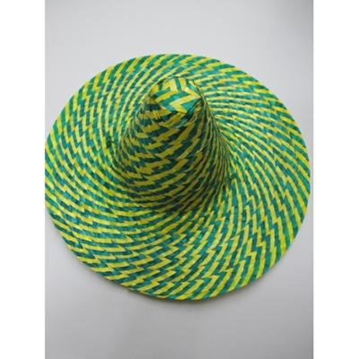 Discount Party Supplies Aussie Green & Gold Sombrero