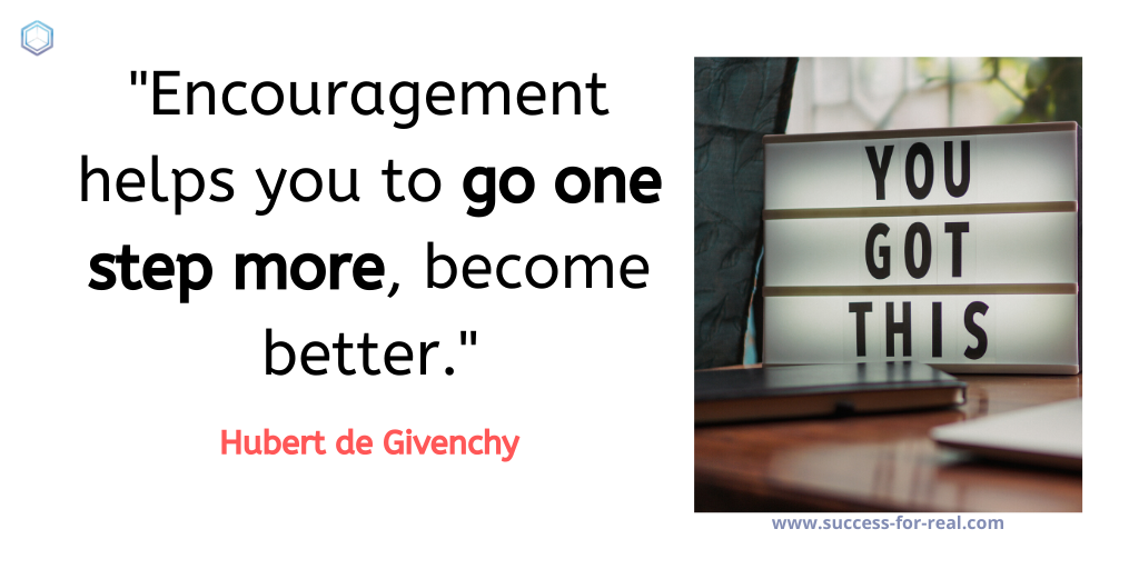 365 Success Quotes For Motivation - Picture Quote By Hubert de Givenchy