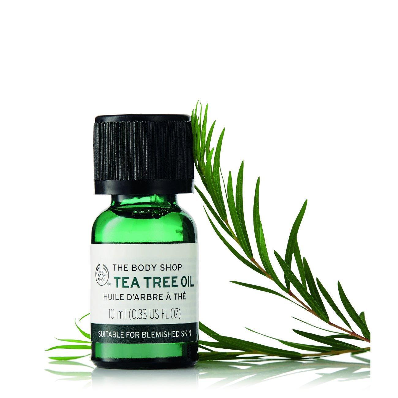 The Body Shop Tea Tree Oil, 10ml: Amazon.in: Beauty