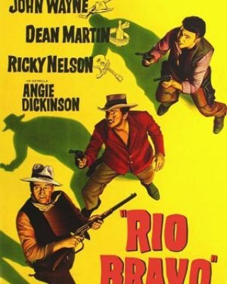 Río Bravo (1959, Howard Hawks)