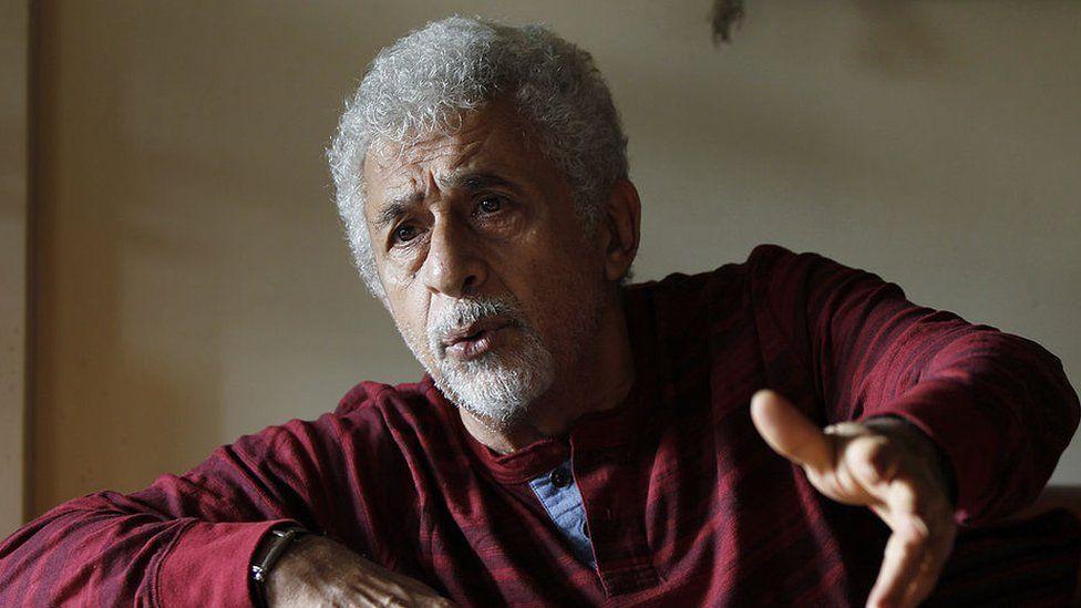 Naseeruddin Shah: Actor creates stir with Taliban comments - BBC News