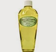 Chăm sóc da với dầu black currant