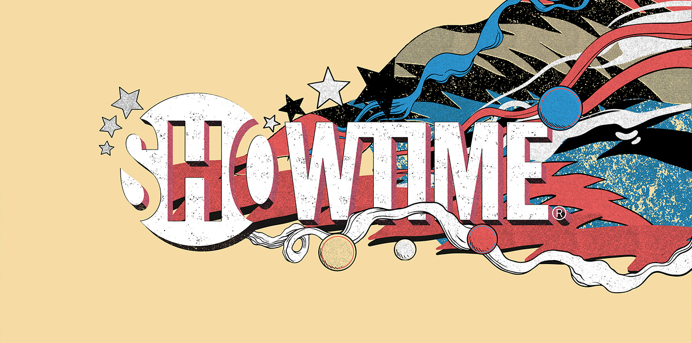 bird cbs pop poster series Showtime sxsw television tv united states