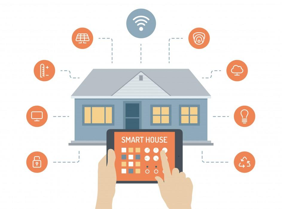 Home automation market driven by the need for saving energy