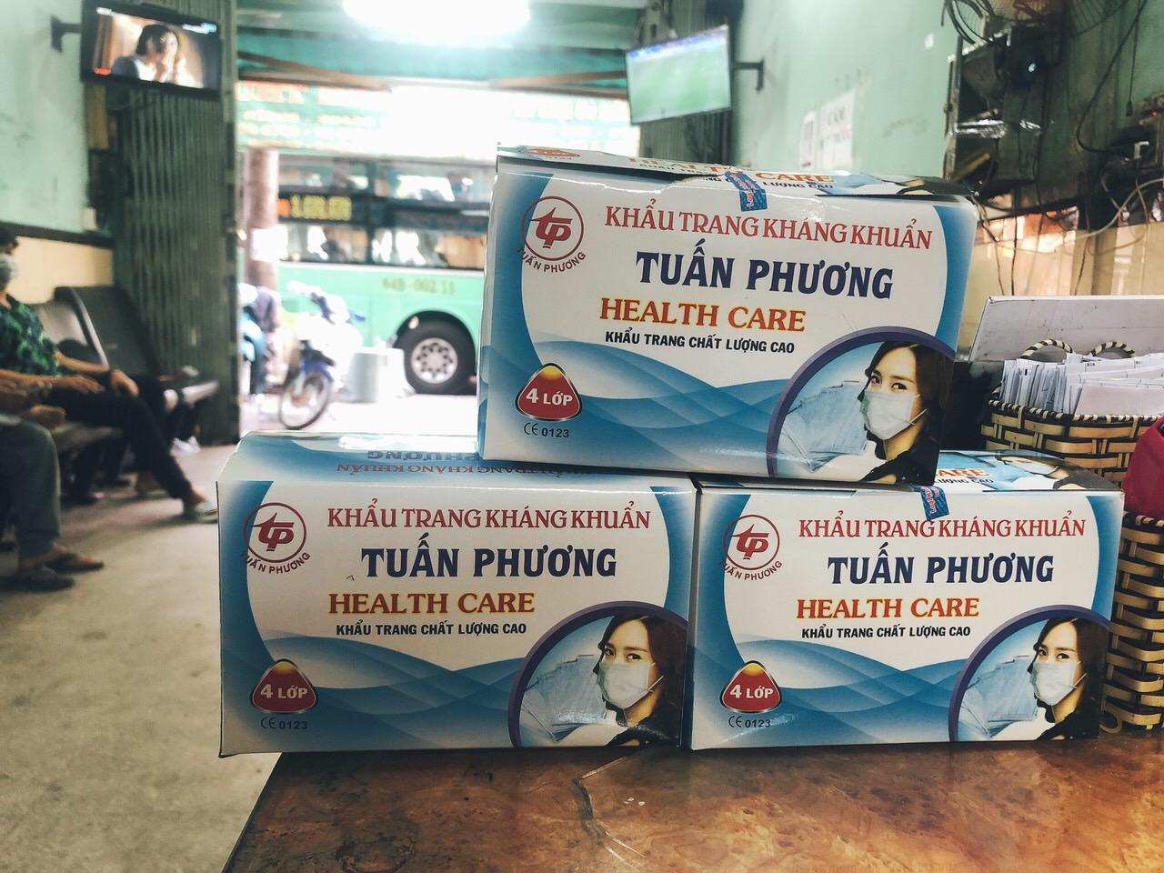 Phòng dịch Covid-19 tại nhà xe Tân Thanh Thủy