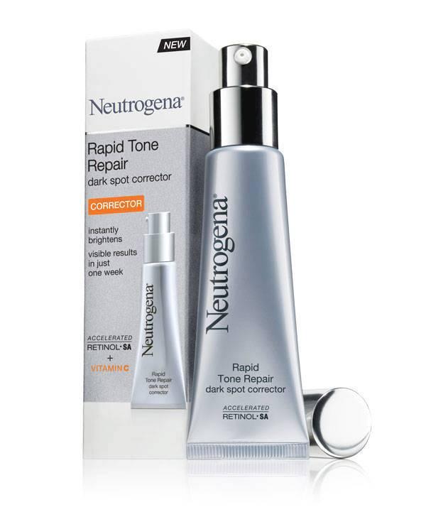 Kem trị thâm mụn Neutrogena Rapid Tone Repair Dark Spot Corrector