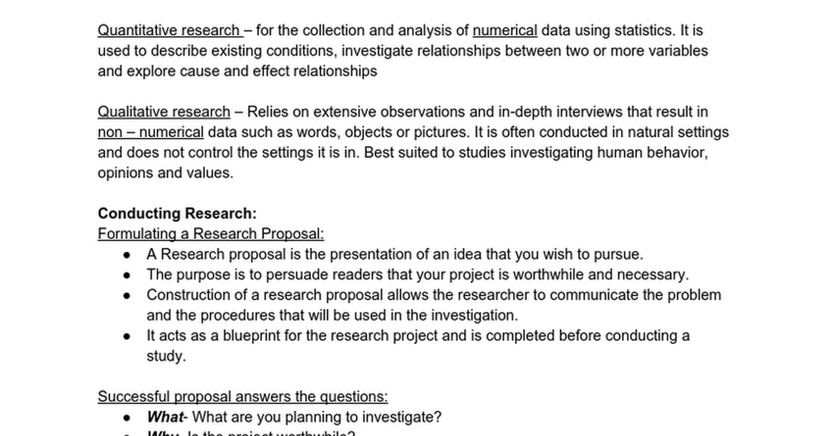 Cafs research methodology study notes google docs malvernweather