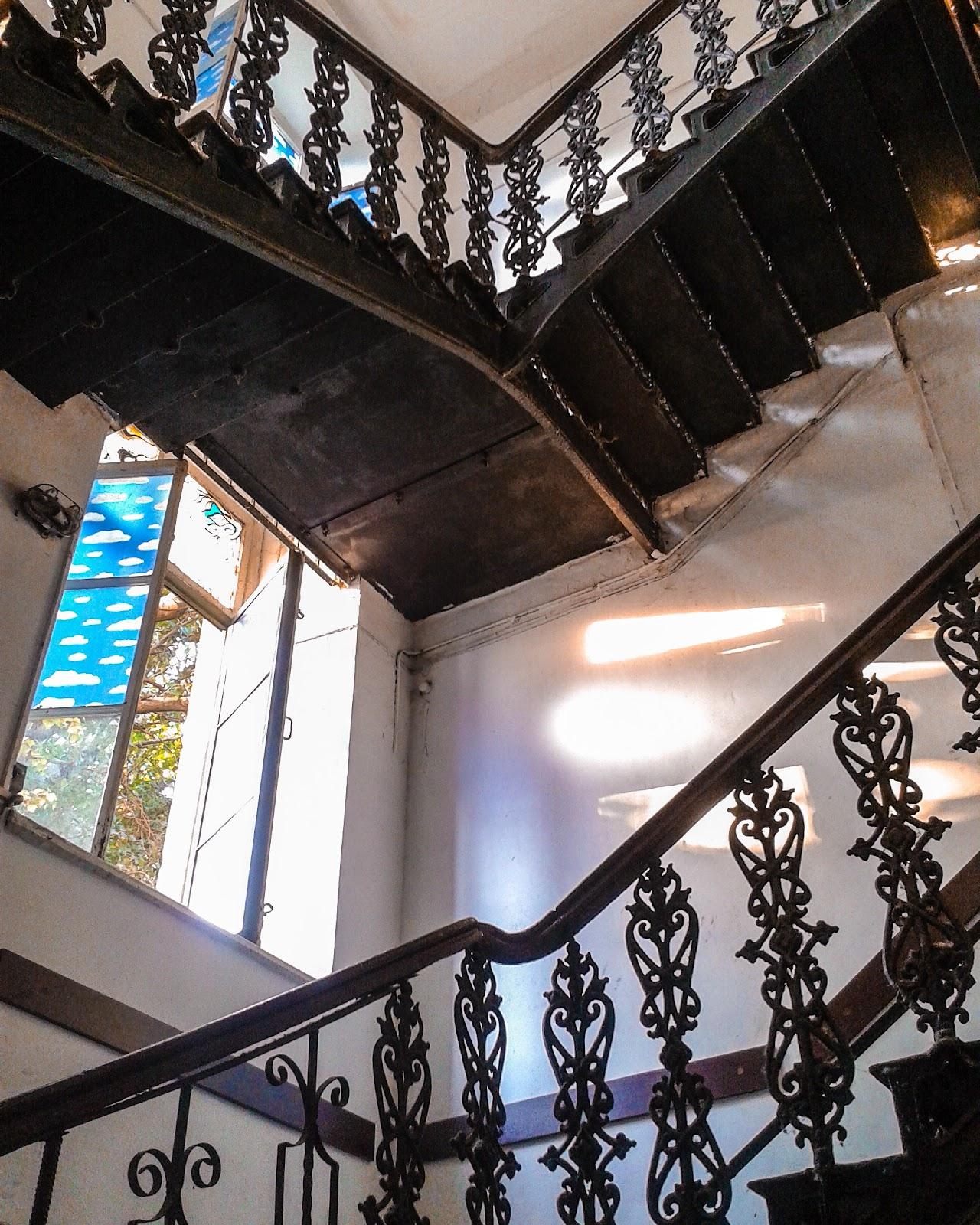 ажурні сходи