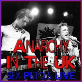 Anarchy In The UK (Live)