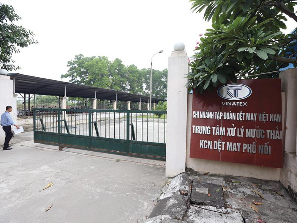 Thủ phủ dệt may khu công nghiệp Phố Nối B