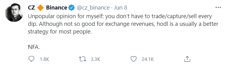 BINANCE es áttekintés