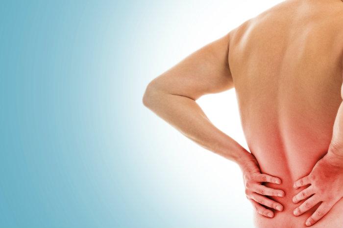 La columna vertebral puede ser tratada con ozonoterapia