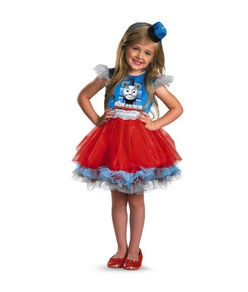 5 ways to avoid sexism in your kids halloween costume everyday the one for the girl has zero bearing on the actual show what is this princess thomas the one on the boy at least resembles a conductor solutioingenieria Image collections
