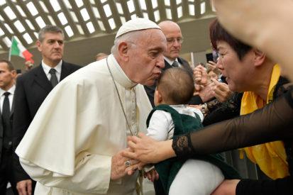 Đức Thánh Cha nói với các nhạc sĩ: 'Anh chị em đã đánh thức Vatican'