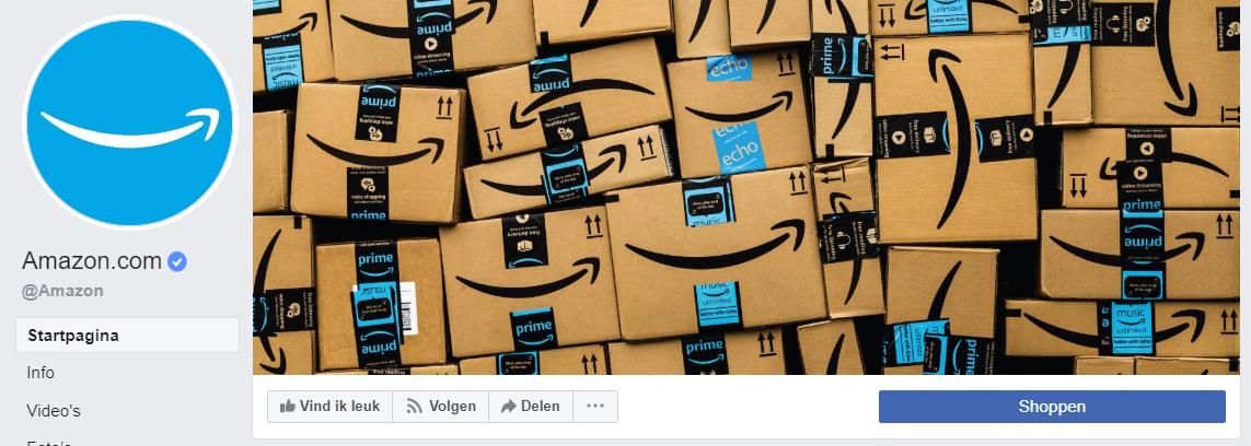 Amazon haar omslagfoto
