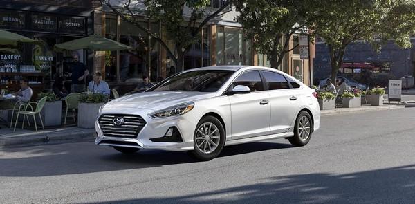 a Hyundai Sonata