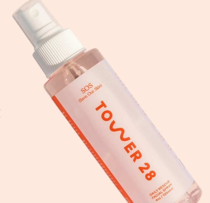 Tower 28 SOS Daily Rescue Facial Spray Review