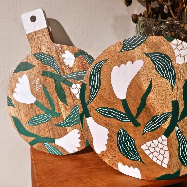 品品學堂-11月活動-型染木托盤