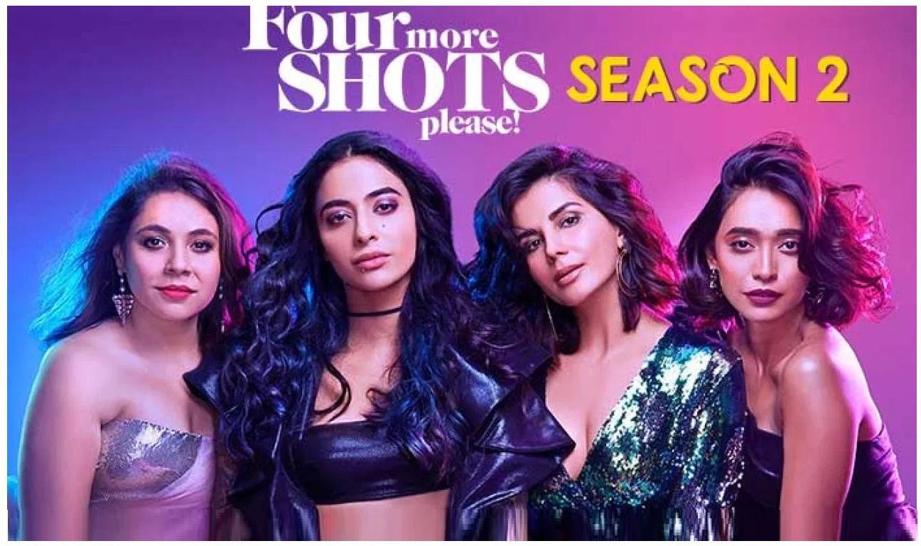 four more shot please season 2 image