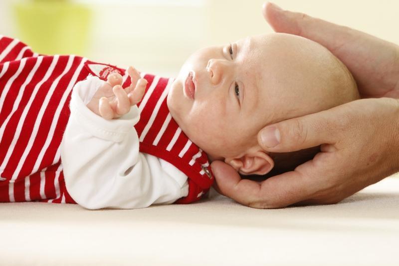 osteopathe bébé