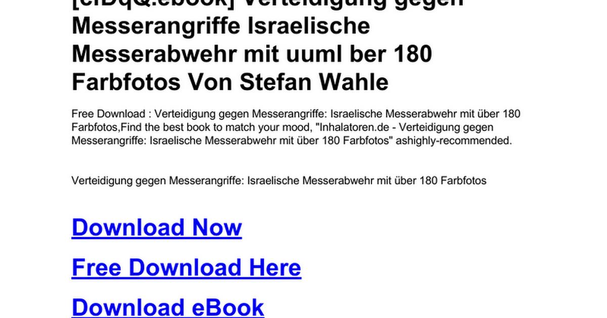verteidigung-gegen-messerangriffe-israelische-messerabwehr-mit-uuml ...