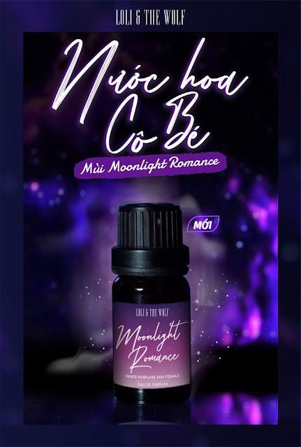 Nước hoa vùng kín nữ - Moonlight Romance Eau De Parf